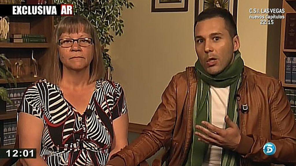 """Nancy Ruiz, madre de Gina DeJesús: """"Estaba convencida de que estaba viva"""""""
