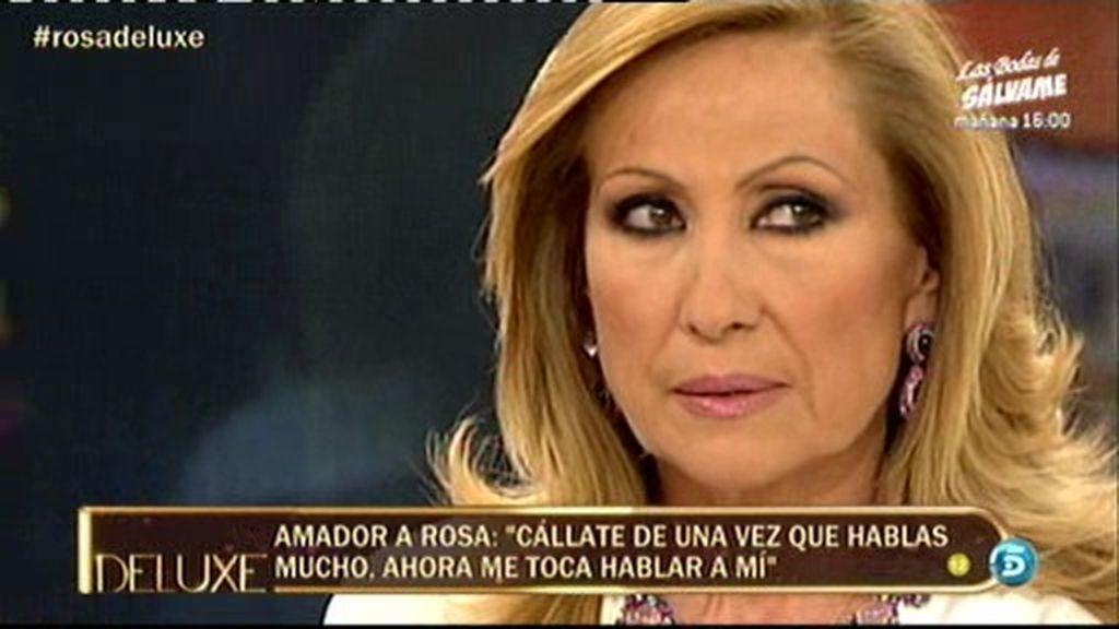 """Rosa Benito: """"No sé en qué se gasta el dinero Amador """""""