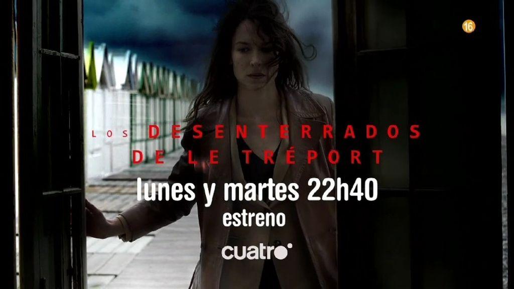 'Los desenterrados de Le Treport', estreno el lunes y el martes en Cuatro
