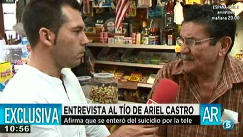 Entrevista exclusiva al tío de Ariel Castro