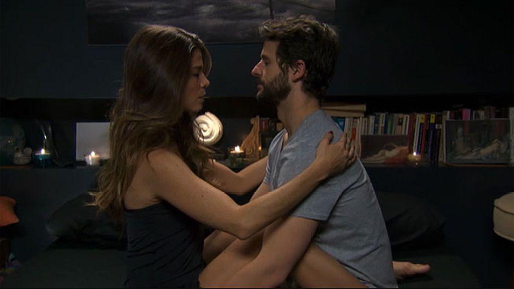 Malena y Miguel, focalizando