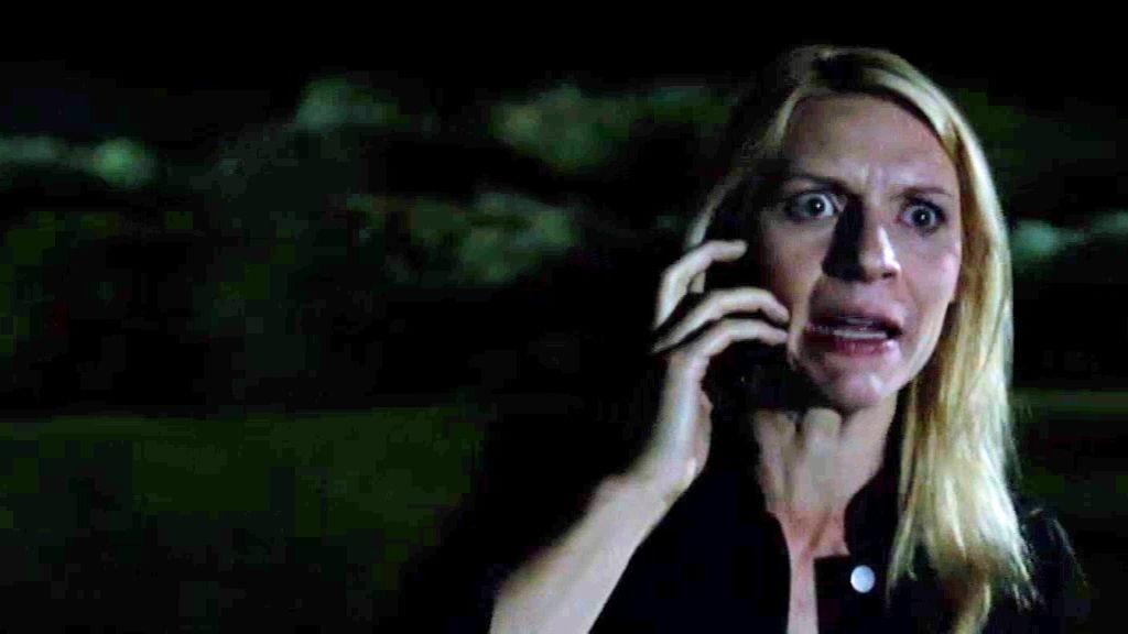 """Carrie pierde a Brody: """"¡Se han ido!"""""""