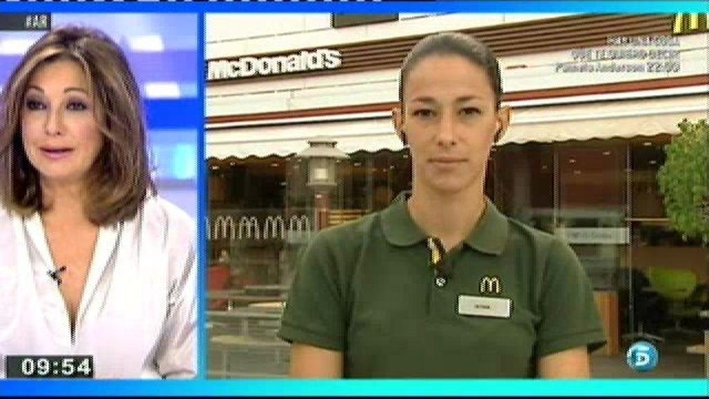 Sonia ha encontrado trabajo y puede sacar a sus hijos adelante