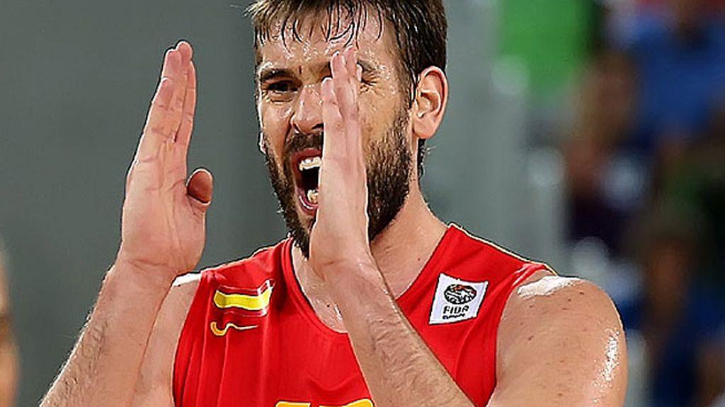 España deja escapar el partido ante Italia en la prórroga (86-81)