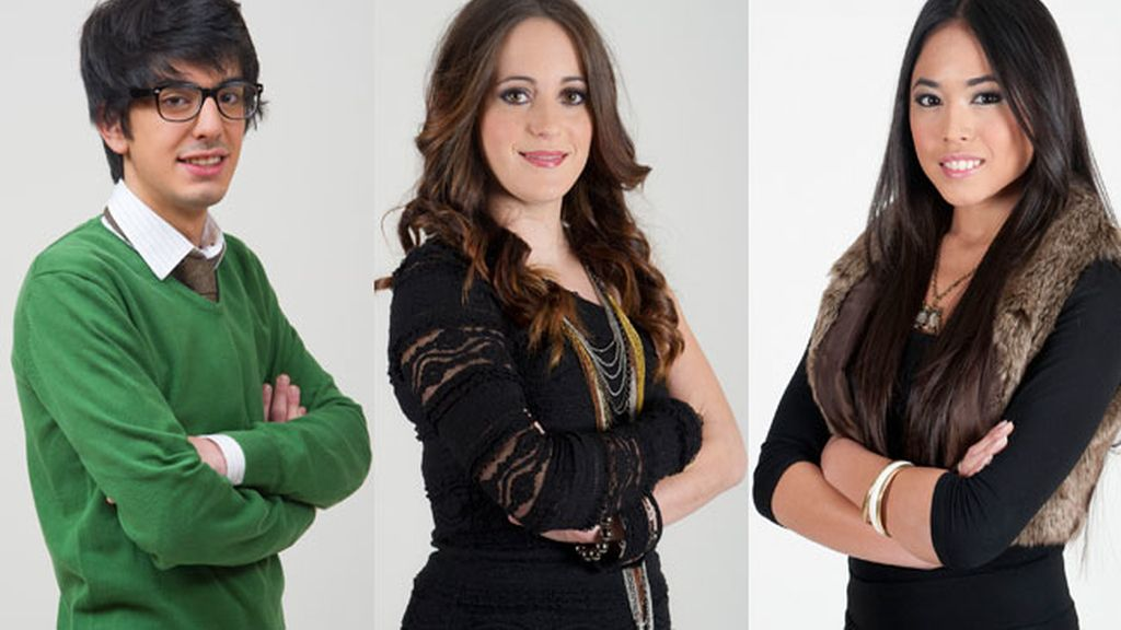 Dani, Sindia y Mari Joy, eliminados
