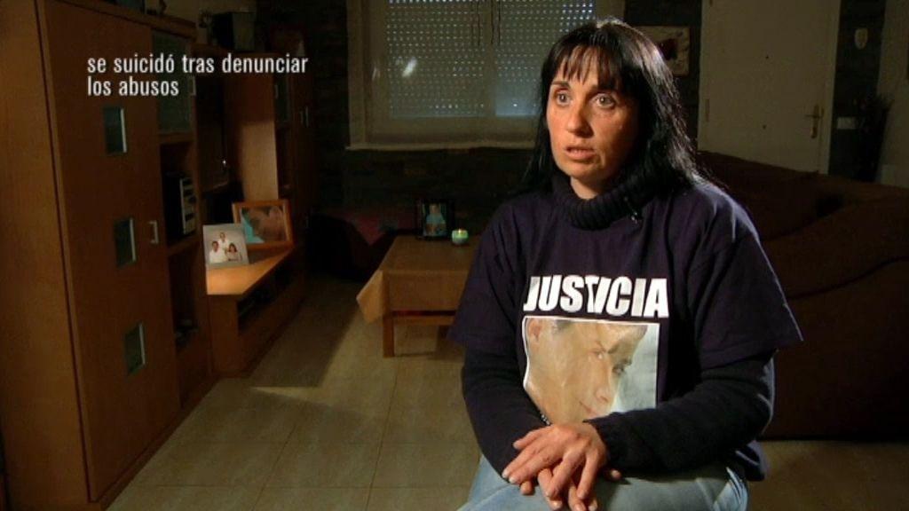 Jordi se suicidó tras denunciar los abusos