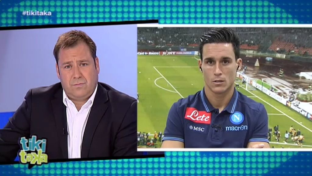 """Callejón, sobre Iker: """"Si el entrenador decide que juegue otro, bienvenido sea"""""""