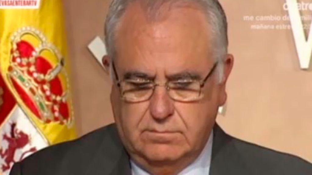 Juan Cotino donó 200.000€ al PP mientras su sobrino recibía adjudicaciones