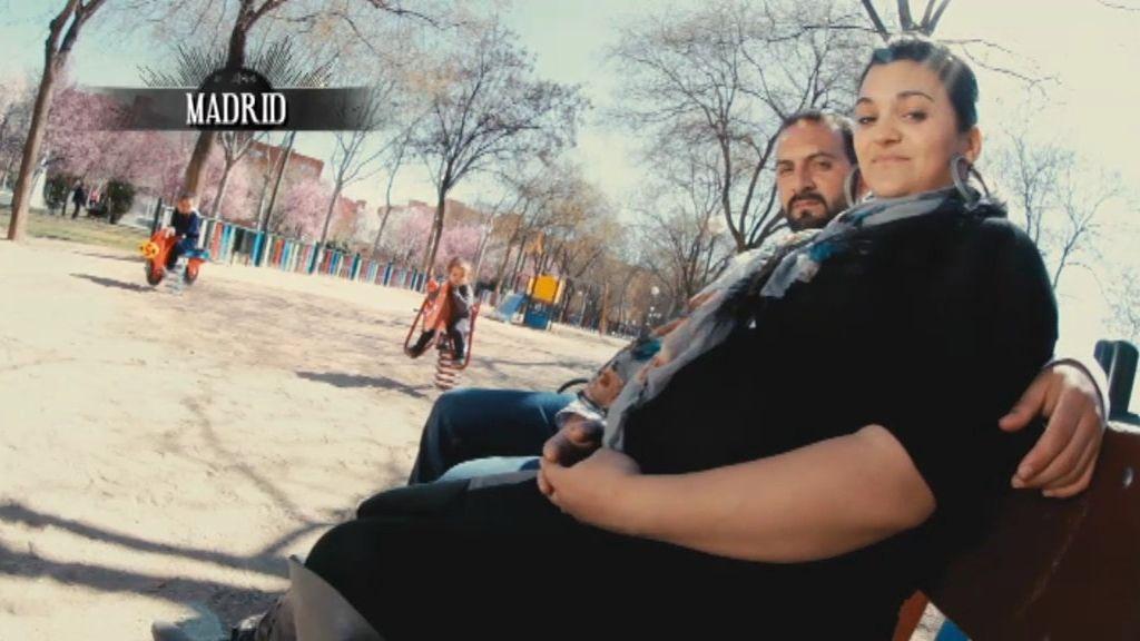 Enrique y Saray van a ser padres y vivir el momento del 'alzamiento' de su hijo