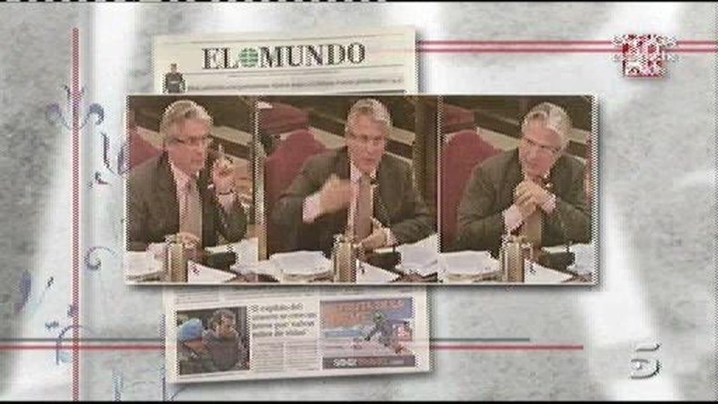 Garzón ha explicado que con las grabaciones no pretendió vulnerar el derecho de defensa de los implicados