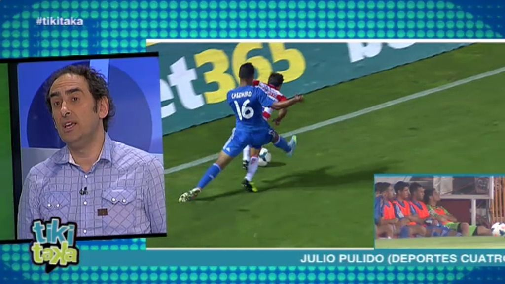 ¿Fue penalti de Casemiro a Buonanotte?