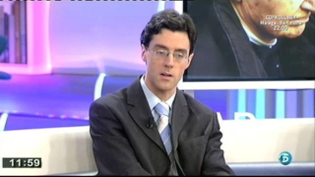 """Guillermo Peña: """"Sor María solo era un elemento más del caso de los bebés robados"""""""