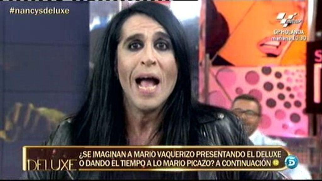 ¿Logrará Mario Vaquerizo convertirse en el presentador sustituto de Jorge Javier?