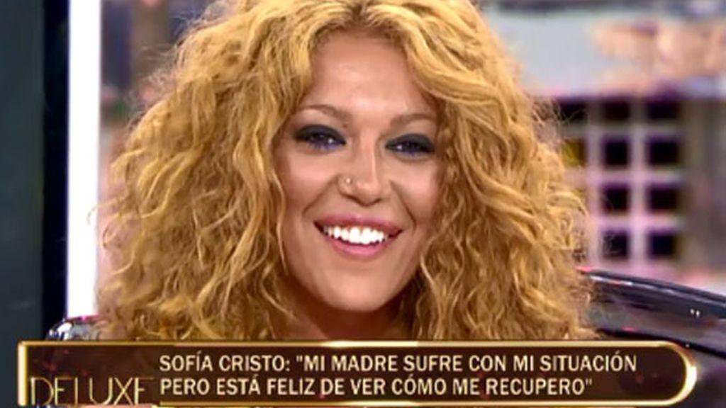 Bárbara Rey entra en directo para apoyar a su hija Sofía Cristo