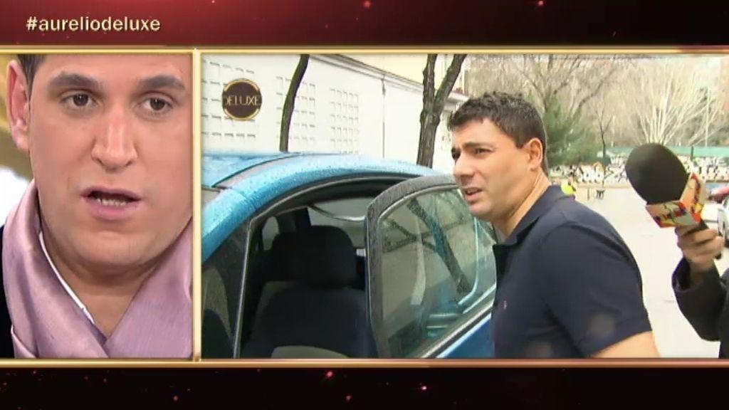 """Aurelio Manzano: """"Alucino con que Fran diga que no somos amigos"""""""