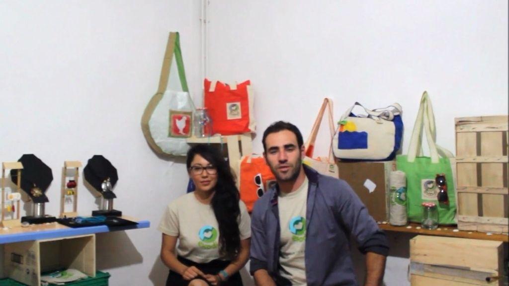 El proyecto de Paulina y Eduardo