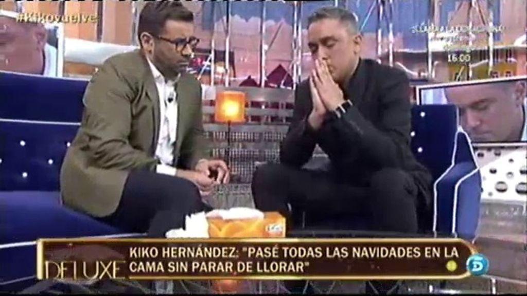 """Kiko Hernández: """"Estaba tan mal que pensé que me moría"""""""