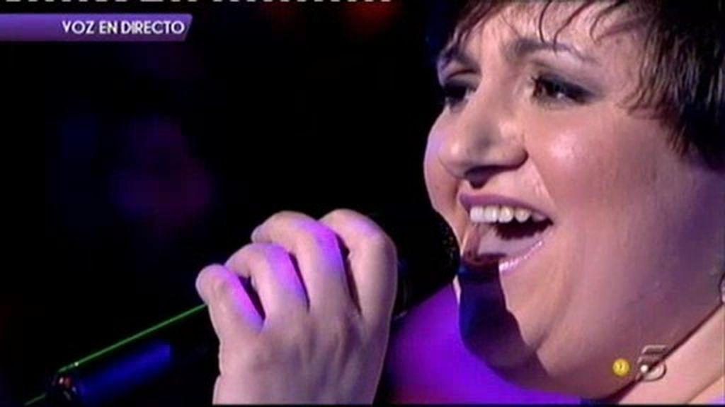El salto a la fama de Loli Nogueira, de 'Tú sí que vales' al 'Deluxe'