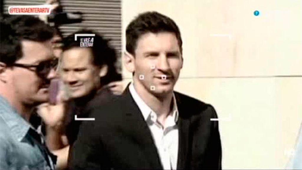 Leo Messi, imputado por fraude fiscal