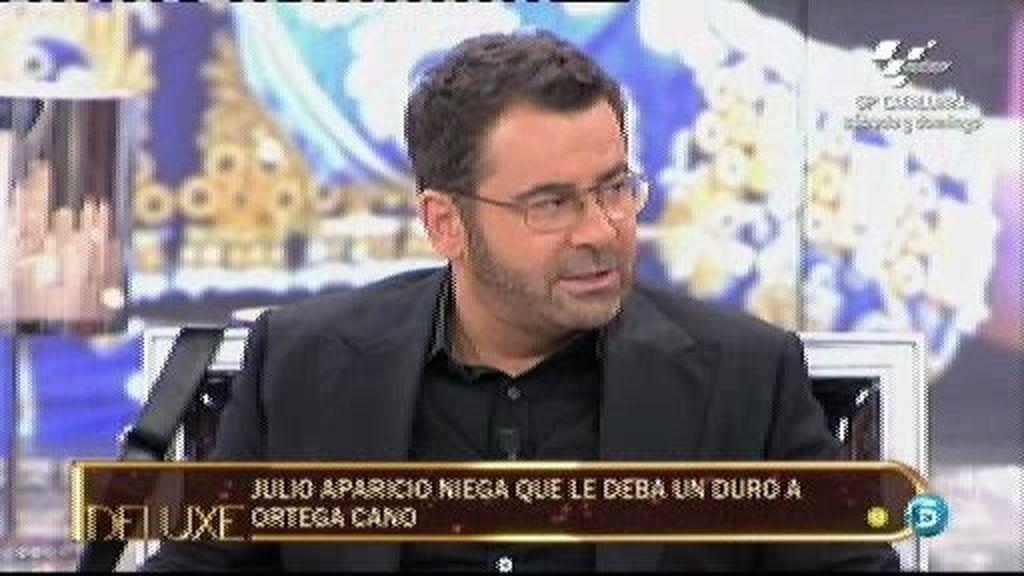"""Aparicio: """"Ortega pone Sálvame algún día"""""""