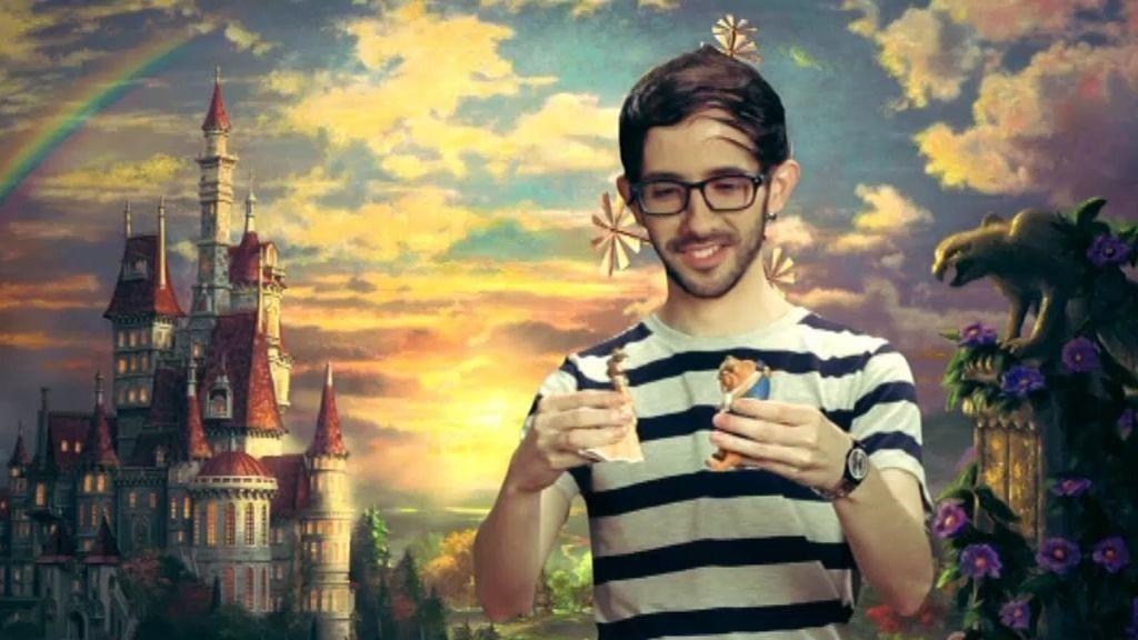Xavi Falcón, el príncipe de cuento