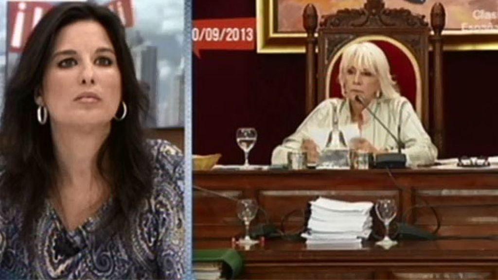 """Michinina: """"No me rindo, voy a luchar por la dignidad de mi casa y de mi familia"""""""