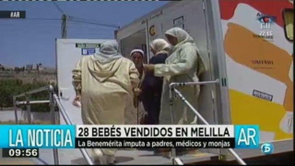 La Guardia Civil destapa una trama de bebés robados en Melilla