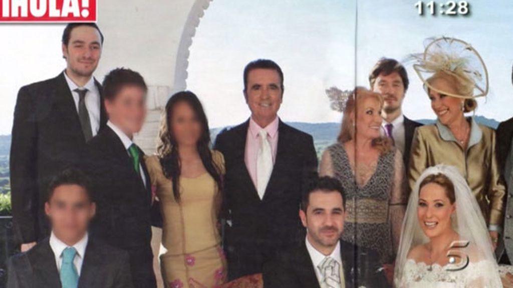 La boda de Chayo