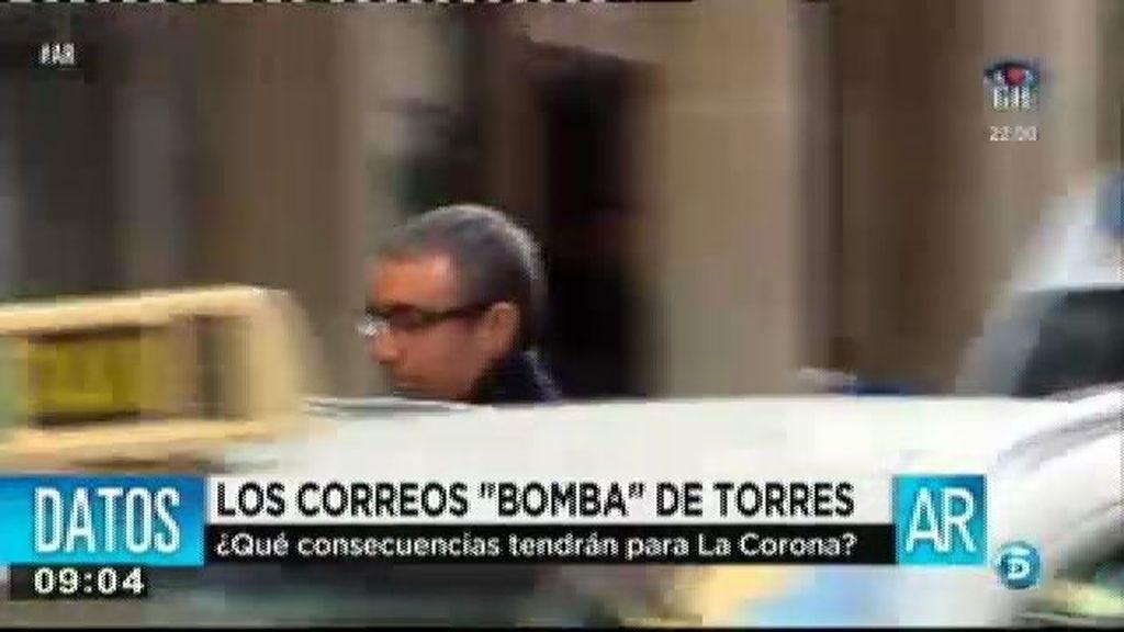 Diego Torres declara que Nóos nació con el impulso y participación de la Infanta