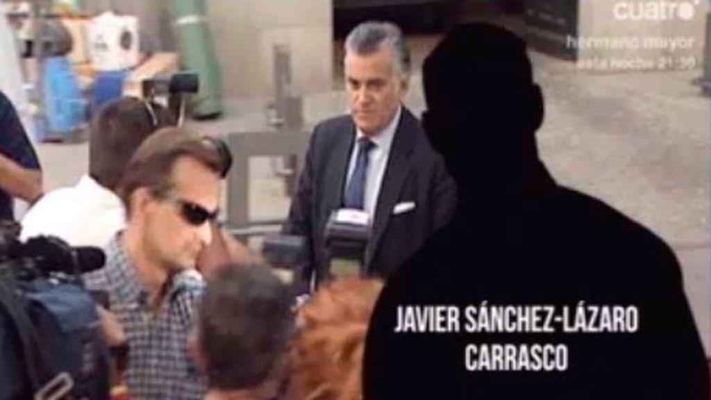 Bárcenas tiene buena relación con Sánchez Lázaro, implicado en el Caso Naseiro