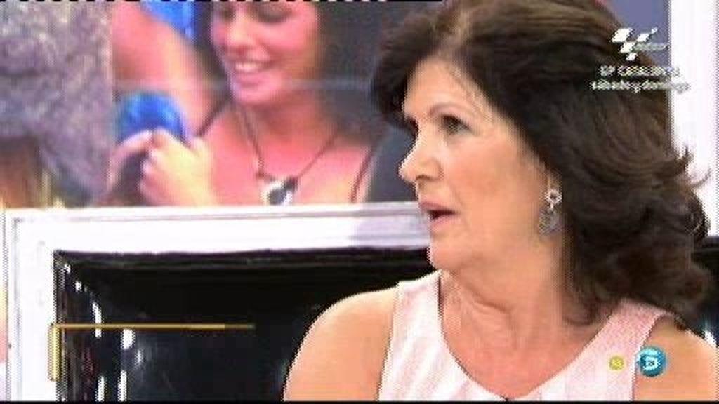 """La madre de Noemí: """"Por mi hija mato"""""""