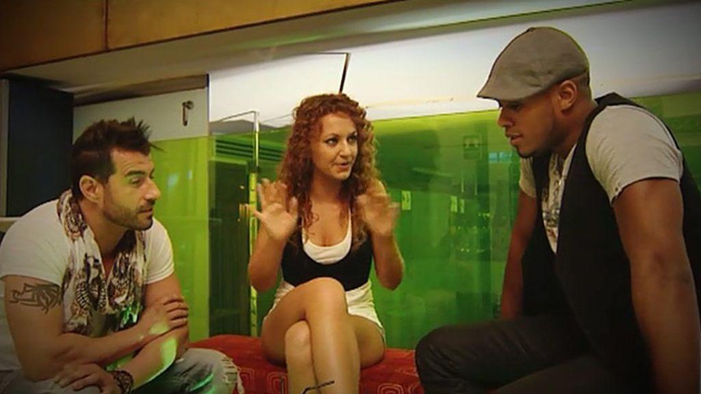 Cita Gina y Dosantos (06/06/12)