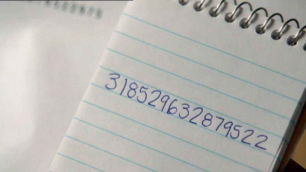 ¿Qué quieren decir los números de Jake?