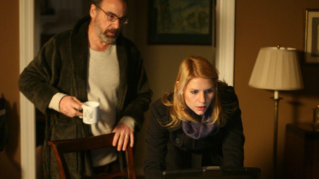 Carrie descubre un mensaje oculto del Sargento Brody