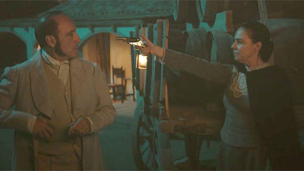 """Lidia, a Fernando: """"Debí matarte"""""""