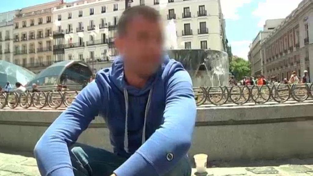 """""""He llegado a robar 2.000 euros en un día"""""""