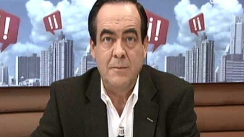 José Bono, sobre los desahucios