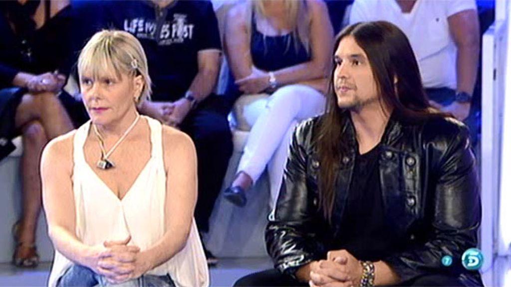 La voz de Rafa Blas ha ayudado a Héctor a superar un problema de ludopatía