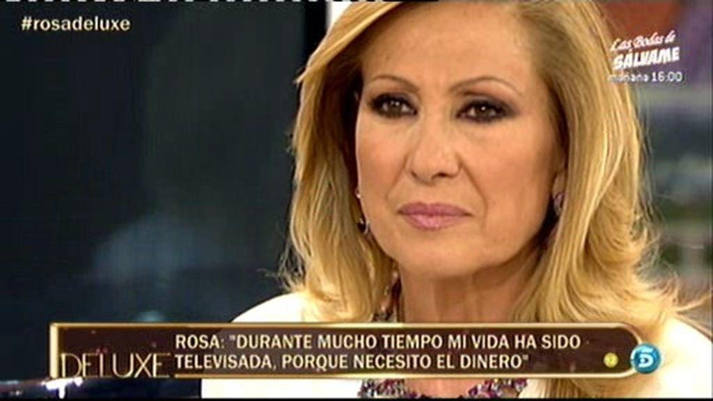 """Rosa Benito: """"Amador ha metido en problemas con Hacienda a Chayo"""""""