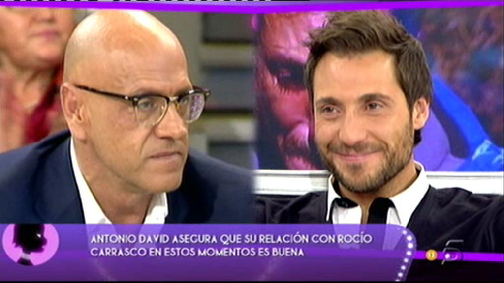 """Kiko Matamoros: """"Antonio David es un padre ejemplar"""""""