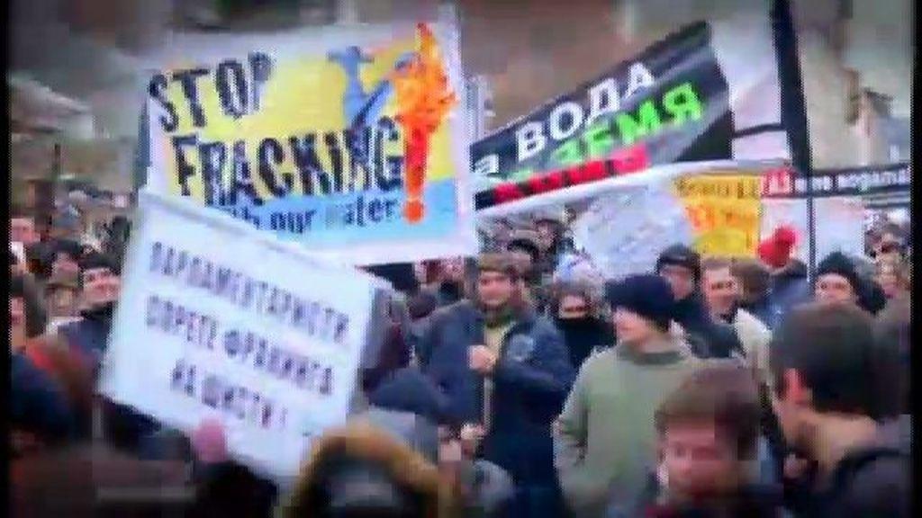 El 'Fracking' llega a España