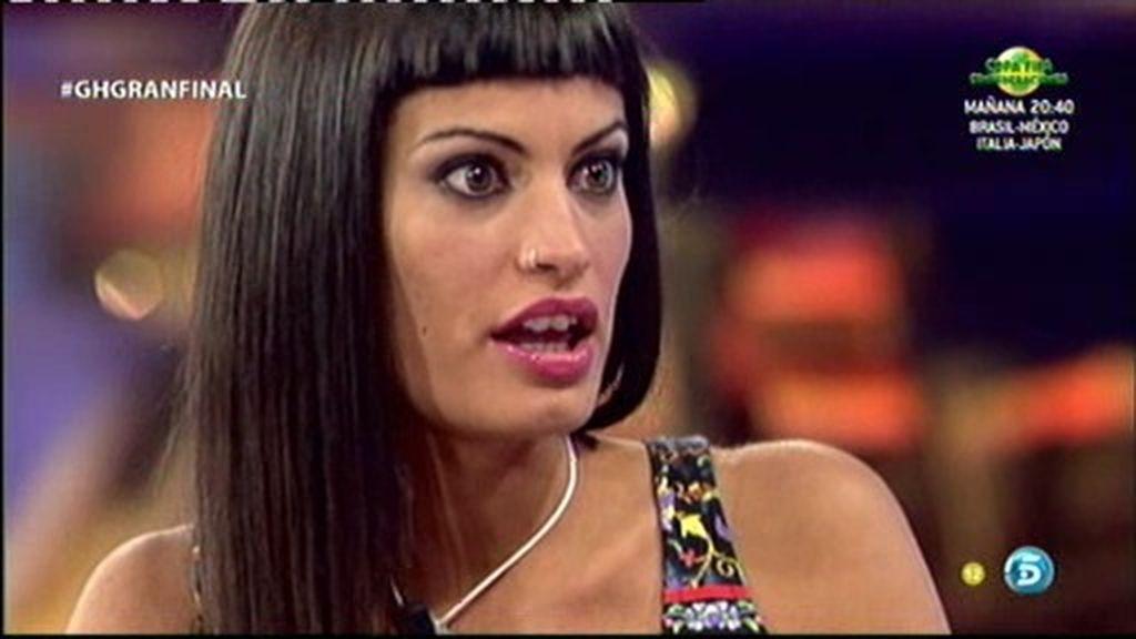 """Raky: """"Sigo enamorada de mi novio"""""""