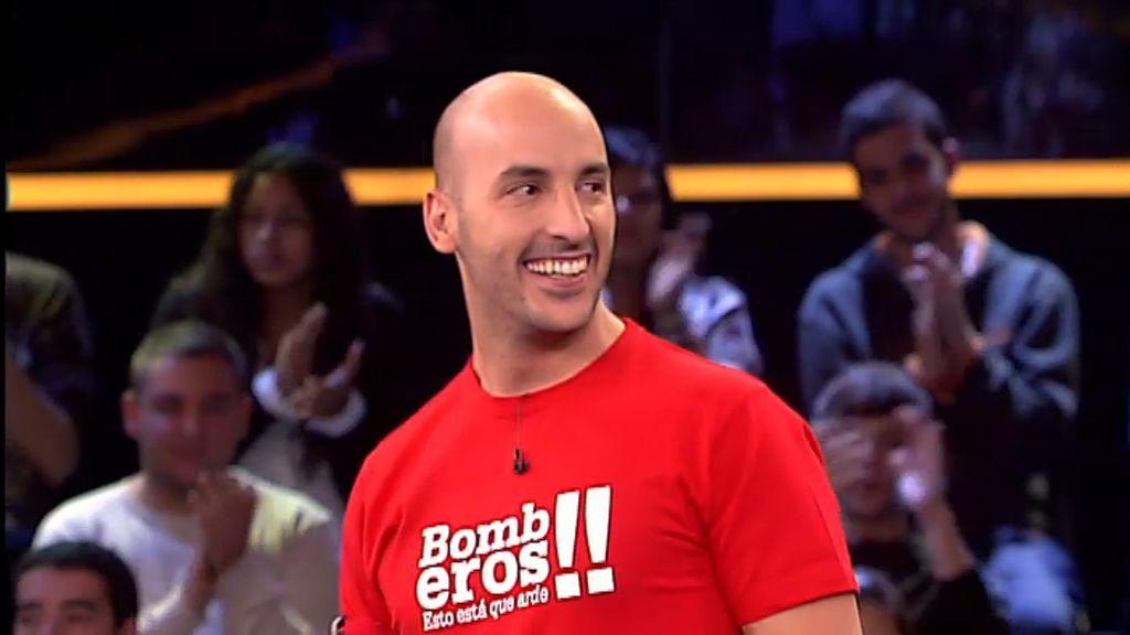 Juanjo volvió para llevarse 40.000 euros