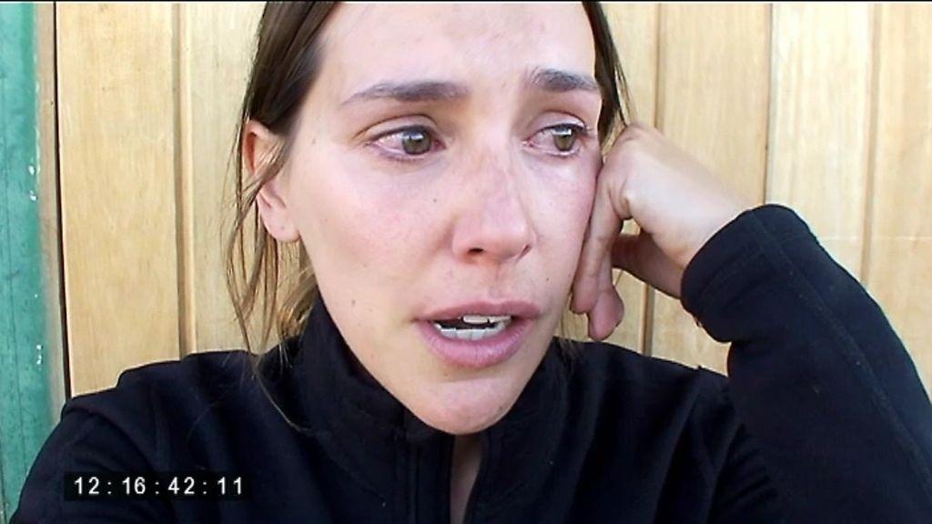 Adela Úcar se derrumba con la vida de una mujer minera que ha pasado por todo