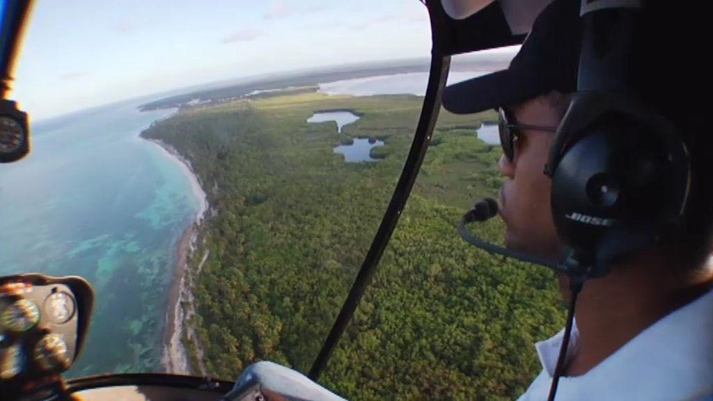 Punta Cana, a vista de pájaro