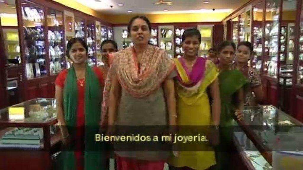 Las joyas, muy importantes para las novias