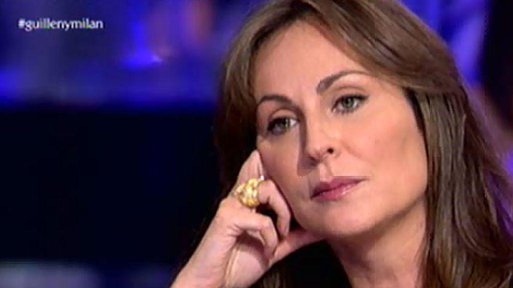 Ana Milán, indignada con la situación política