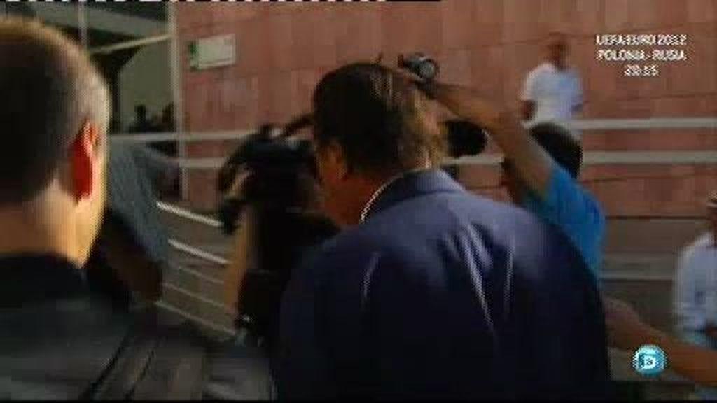 Los imputados por el caso Malaya llegan a la Audiencia