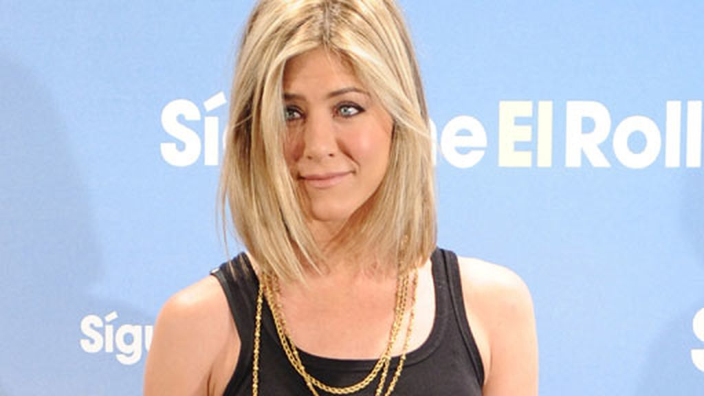 Jennifer Aniston encara los 40