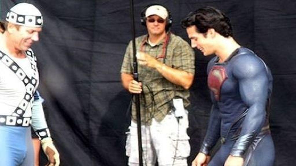 Retoques a Superman